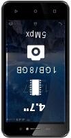 Intex Aqua Amaze+ smartphone price comparison