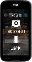 LG K3 4G smartphone