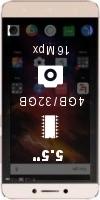 LeEco (LeTV) Le S3 Dual Sim smartphone