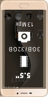 Ulefone Gemini smartphone price comparison