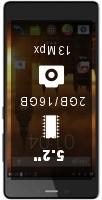 Kazam Tornado 552L smartphone price comparison