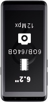 Samsung Galaxy S9 Plus G965 6GB 64GB smartphone