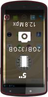 Prestigio MultiPhone 7500 2GB 32GB smartphone price comparison