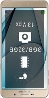 Samsung Galaxy A9 (2016) SM-A9000 smartphone