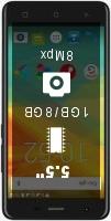 Prestigio Muze H3 smartphone price comparison