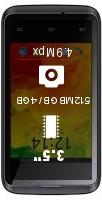 Verykool Mystic II s3504 smartphone price comparison