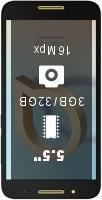 Alcatel A7 3GB 32GB smartphone price comparison