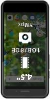 Digma Linx A453 3G smartphone price comparison