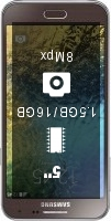 Samsung Galaxy E5 smartphone