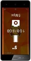 Intex Aqua Lions 4G smartphone price comparison
