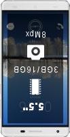 Coolpad Cubot H2 smartphone price comparison