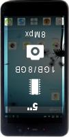 THL W200 smartphone price comparison