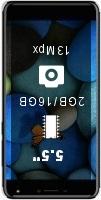 Intex Aqua S9 PRO smartphone