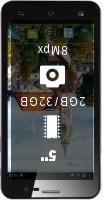 Pomp W99 smartphone