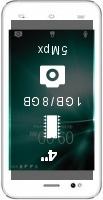 Lava A55 smartphone price comparison