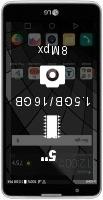 LG Phoenix 2 smartphone