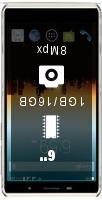 Posh Mobile Memo Pro LTE L600 smartphone price comparison