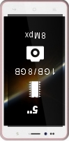 Siswoo C50A smartphone
