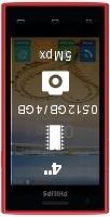 Philips S309 smartphone