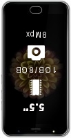 Texet X-Plus smartphone