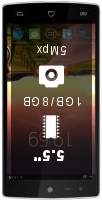 Texet X-mega smartphone