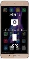 Coolpad Note 3 Plus smartphone price comparison