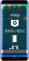 OUKITEL C8 3G smartphone