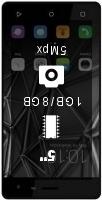 Celkon Millennia Ufeel Q599 smartphone price comparison