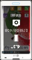 LG Optimus L7 II Dual smartphone