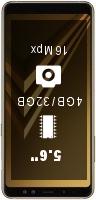 Samsung Galaxy A8 (2018) 32GB A530FD smartphone