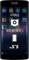 Bluboo X6 smartphone