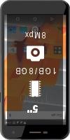 Wileyfox Spark 1GB 8GB smartphone
