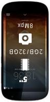 Yota Devices YotaPhone 2 CN YD206 SD800 smartphone price comparison