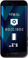 Samsung Galaxy A5 (2017) A520F smartphone price comparison