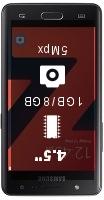 Samsung Z4 SMZ400Y smartphone price comparison