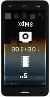 Posh Mobile Kick Pro LTE L520 smartphone price comparison