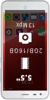 ZTE Blade S6 Plus smartphone price comparison