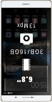 Huawei P8 Max 3GB 16GB CN 703L smartphone price comparison