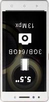 Lenovo K8 Note smartphone