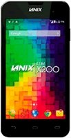 Lanix Ilium X200 smartphone price comparison