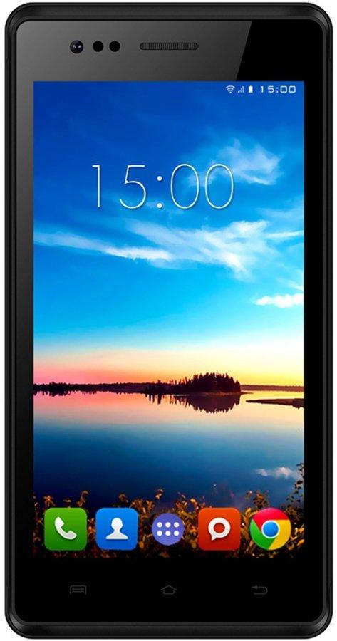 Intex Aqua 4.5E smartphone