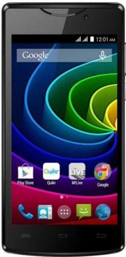 Micromax Bolt D320 smartphone