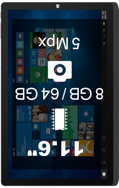 Teclast X16 Power Dual OS tablet