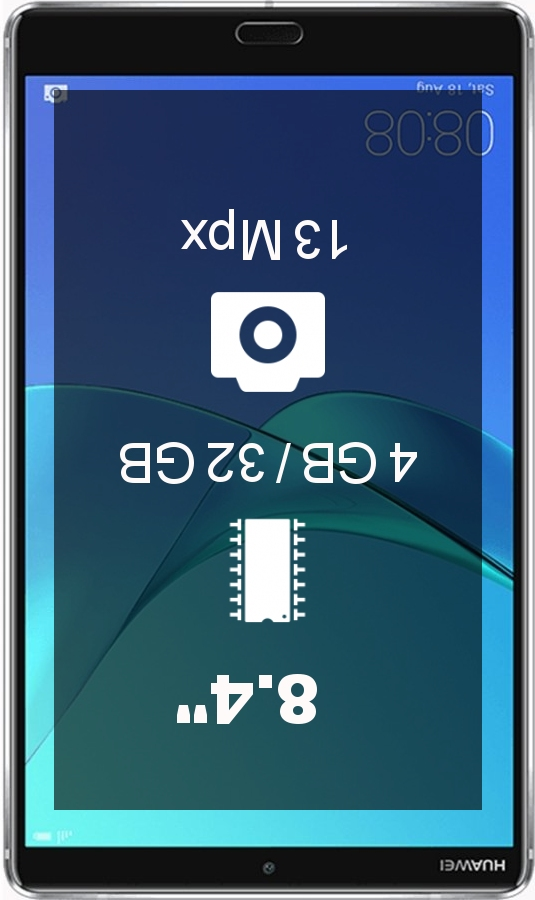 """Huawei MediaPad M5 8"""" LTE 32GB tablet"""