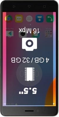 Lenovo K6 Note 4GB smartphone