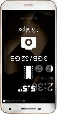ASUS Peg 2 Plus X550 3GB 32GB smartphone