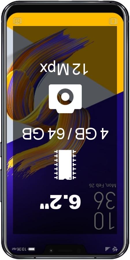 ASUS ZenFone 5 ZE620KL VA 4GB smartphone