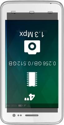 Videocon Challenger V40LD smartphone