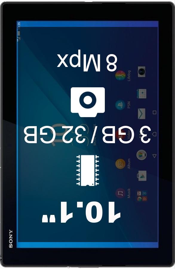 SONY Xperia Z4 SGP712 tablet