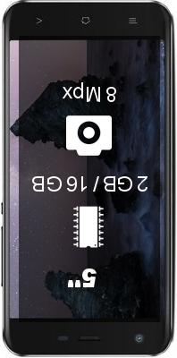 Blackview A7 Pro smartphone